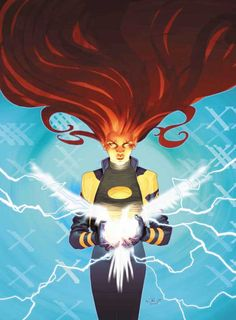 Jean Grey by Ariel Olivetti
