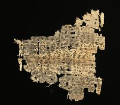 Buy online, view images and see past prices for Ancient Egyptian Papyrus Fragment w/ Demotic Script. Invaluable is the world's largest marketplace for art, antiques, and collectibles. Hard Nails, Religious Text, Rock Art, View Image, Archaeology, Metal Working, Egyptian, Script, City Photo