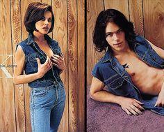 1995 Calvin Klein Jeans Original Poster  A Rare by TonyArmato