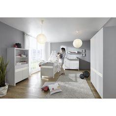 Schardt Kinderzimmer Planet White 5-türig | babymarkt.de