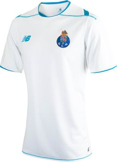 The New Balance FC Porto 15-16 Kits feature striking design. While the New Balance FC Porto 2015-16 Home Kit is traditional, the new Porto 15-16 Away Jersey boasts the main color brown.