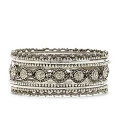 etched bangle set ($6.51) ❤ liked on Polyvore featuring jewelry, bracelets, forever 21 jewelry, forever 21, etched jewelry and forever 21 bangle