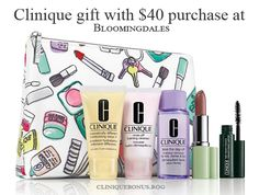 Beauty Event at Bloomingdales. Online and instores. http://cliniquebonus.org/clinique-bonus-time/