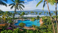 Hyatt Regency Maui Resort: beautiful pools and some of Maui's best beaches. Looks enticing!! I will be out by the pool if you need me.....  #JetsetterCurator