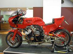 Egli Honda CBX      By jenskramer