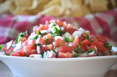 The Lazy Daisy Kitchen: lazy daisy's pica de gallo