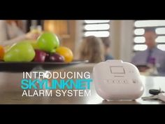 The SkylinkNet Connected Home Alarm/Alert System allows users to have complete control of their security system using a smartphone app. The SkylinkNet Alarm . Security Gadgets, Wireless Security, Garage Door Opener, Garage Doors, Personal Security, Safe Room, Hidden Rooms, Environmental Design, Alarm System