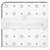 Connect the dots. Ultra soft cotton - Ultimate Swaddle #BabyGift