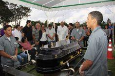 Blog da jornalista Olívia de Cássia © : Jornalista José Árabes Filho  é sepultado com apla...