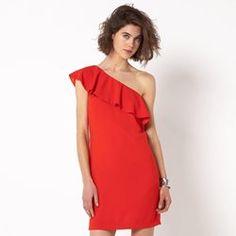 Robe Asymetrique Soirée La Redoute Élégantes – Populaires De Robes Ybgfy67