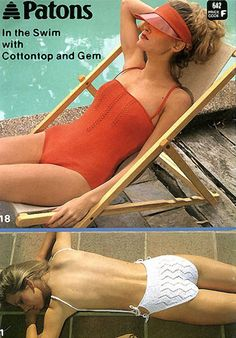 Yarn Bombs: In the Knitting Was Totally Far Out Vintage Knitting, Vintage Crochet, Knitting Patterns, Crochet Patterns, Creative Knitting, Yarn Bombing, Bathing Suits, Knitwear, Knit Crochet