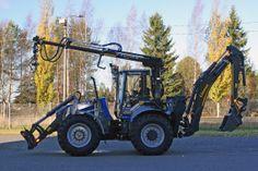 Lannen 8600G  #Lannen #backhoes #machine #construction #electricalnetworks