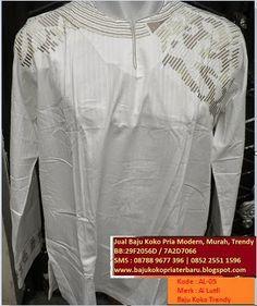 Jual Baju Koko Pria Modern Murah Trendy BB 29F2056D