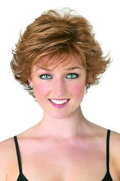 very short layered flipped up hairstyles - Google Search