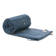 Steiff Jersey Couverture babydecke couverture couverture couverture ours bleu marine Dots 90 x 60 cm