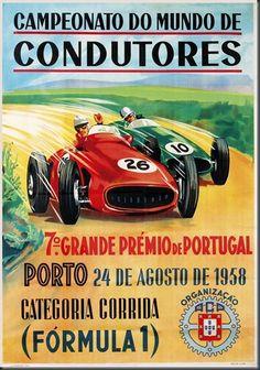 LusoRacer: Cartaz GP 7º GP Portugal (Porto - Boavista)