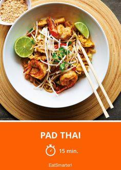 Pad Thai - smarter - Zeit: 15 Min. | eatsmarter.de