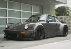 RWB Porsche 911 Twin Turbo