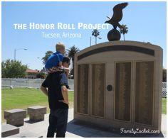 the honor roll project tucson arizona