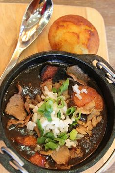 Mexican gumbo is just a wonderful Mexican soup recipe.  It's perfect for fall and winter after a long hard day.  Make it ahead of time and take it to work all week for lunch.