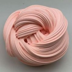 PEACH MARSHMALLOW a thicker version of butter slime with a fresh peach scent!