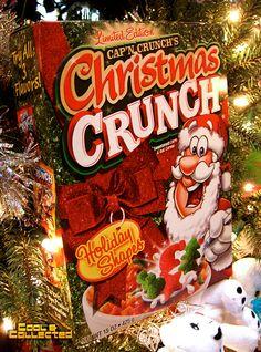 Cap N Crunch Cereal | christmas cap'n crunch cereal 2010
