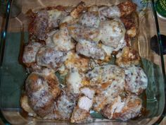 Chicken With Muenster Cheese Recipe - Food.com