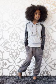 Kids fashions, cool!