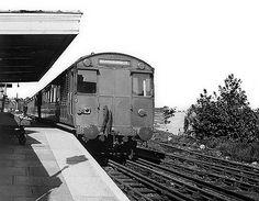 1960'S WATFORD HIGH STREET - Google Search London Underground Tube, London Underground Stations, Metro Subway, Disused Stations, U Bahn, Watford, Local History, Emu, Childhood Memories