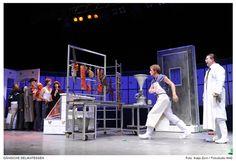 Komödie nach dem gleichnamigen Film von Anders Thomas Jensen  Für die Bühne bearbeitet von Florian Battermann und Jan Bodinus Foto: Fotostudio M42