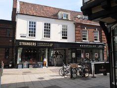 Strangers Coffee House Norwich Norfolk, Uk Photos, City, House, Memories, Drink, Coffee, Food, Memoirs