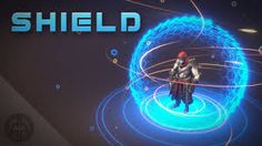 Unity Shader Graph - Shield Effect Tutorial Unity Tutorials, Light Shield, Vfx Tutorial, Game Effect, Unity 3d, Game Engine, Game Design, Game Art, Sci Fi
