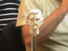 Head by Lucio Bubacco by sarah hornik, via Flickr