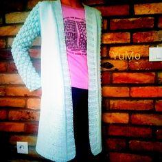 YuMo Knitting Cardigan Bubble. Кардиган Bubble спицами, № 4. Хлопок CASUAL (FILATI BE. MI. VA.). Knit Cardigan, Your Photos, Bubble, Vest, Selfie, Photo And Video, Knitting, Casual, Sweaters