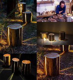 Backyard lighting - 4 ideas to create special lighting fixtures CasaMea ro Outside Lighting Ideas, Backyard Lighting, Outdoor Lighting, Club Lighting, Landscape Design, Garden Design, Home Landscaping, Landscape Lighting, Outdoor Projects