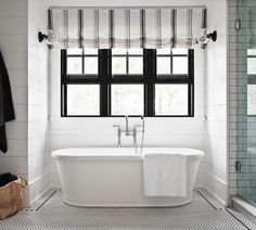Image result for modern farmhouse bathroom