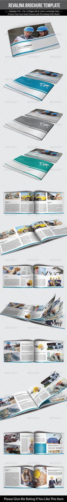 HR Handbook or Manual Employee handbook, Print templates and
