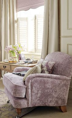 Find sophisticated detail in every Laura Ashley collection - home furnishings, children's room decor, and women, girls & men's fashion. Laura Ashley Furniture, Laura Ashley Armchair, Laura Ashley Home, Childrens Room Decor, Home And Deco, My New Room, My Dream Home, Room Inspiration, Home Furnishings