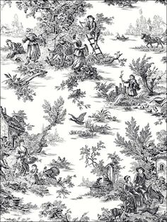 wallpaperstogo.com WTG-116709 Ashford House Transitional Wallpaper