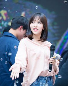 Twice-Mina 180429 Fansign Event Kpop Girl Groups, Korean Girl Groups, Kpop Girls, Extended Play, Nayeon, Momo Mina, Akira, Twice What Is Love, Sana Momo