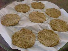 flax cracker