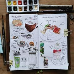 Friday, September 2nd / 30 Zulkaedah . #alhamdulillah #annaartjournal #shorttrip #balikkampung #travelersnote #traveljournal #travelersnotebook #tncamel #travelerscompany #myart #handdrawing #sketchoftheday #drawingoftheday #stickerrific #boatnoodle #winsorandnewton #watercolour #foodsketch #foodillustration #illustration #illustratedjournal #illustratemyworld #thingsaroundme