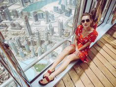 Zaczarowany Dubaj i nocleg w Hotelu Atlantis the Palm Atlantis, Beautiful Places, Shoulder Dress, Dresses, Fashion, Vestidos, Moda, Fashion Styles, Dress