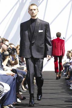 Balenciaga Menswear Spring Summer 2017 Paris