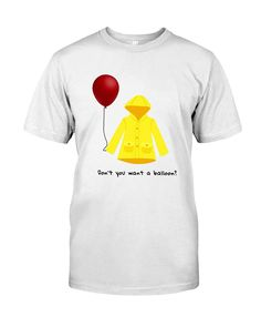 5b50be970 30 Best RED BALLOON HORROR T-SHIRT images