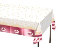 """Creative Converting Reel Hollywood Plastic Table Cover, Rectangle 54 X 108"""" Creative Converting http://www.amazon.com/dp/B007KK75KQ/ref=cm_sw_r_pi_dp_RQkTub1YHDDNC"""