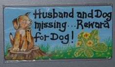 Husband And Dog Missing…Reward For Dog – Delphinus Dreams
