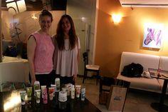 Entrevistamos a Fabiana Casal, Presidente de Sri Sri Ayurveda Argentina, y Noelia Filotti, médica ayurveda.