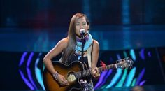 "Ferns Tosco of Team Apl performed her version of ""Let It Be"" onThe Voice of the Philippines Season 2 'Knockout Rounds' Saturday night, January 10, 2015."