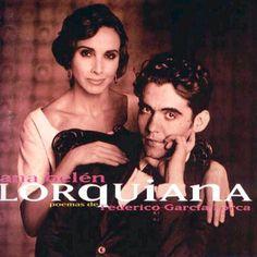 Ana Belén   Lorquiana - Poemas De Federico García Lorca  coveralia.com